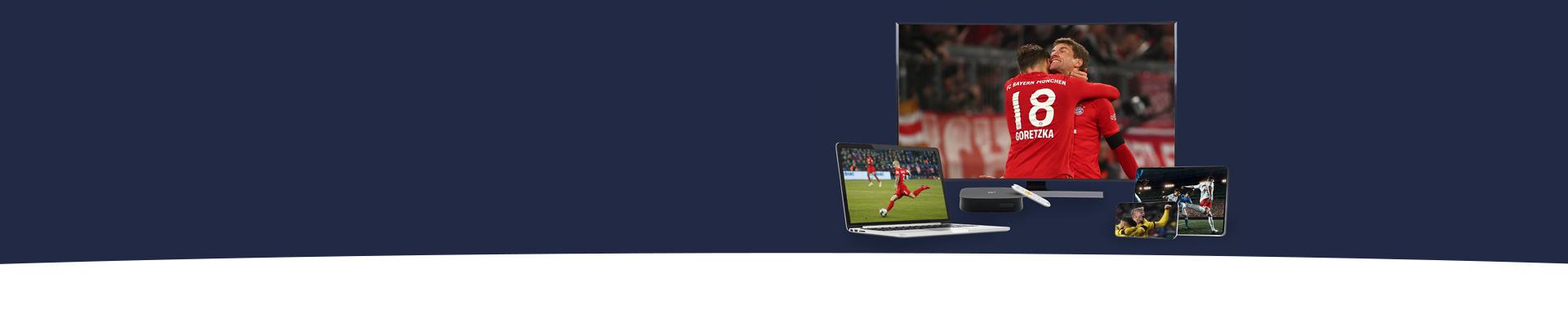 Bundesliga Heyecanı TV+'ta