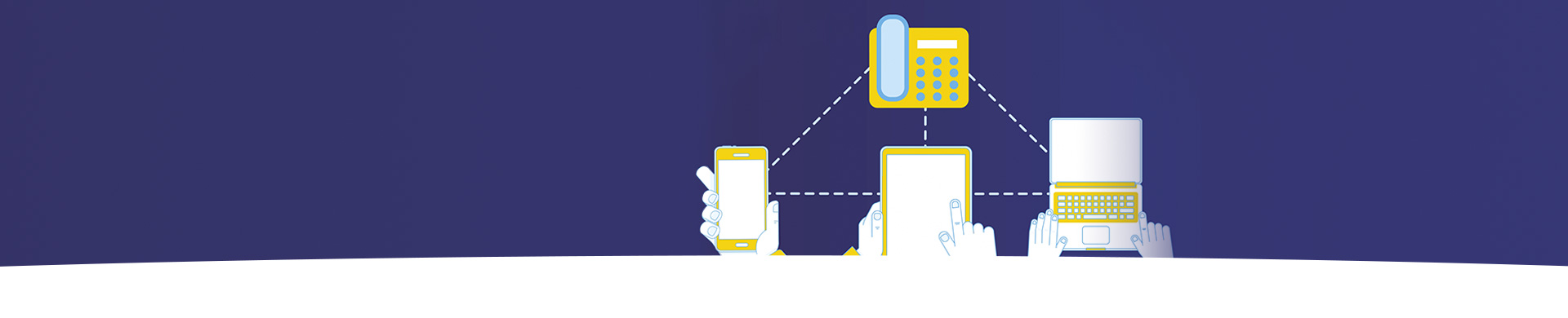 Tek Ofis ile tüm ofis iletişim araçlarını tek bir platform üzerinde toplayın.