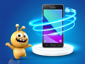 Samsung Galaxy Grand Prime Plus Kampanyası
