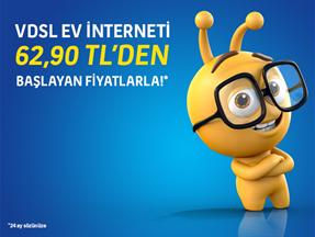 Süper Hızlı İnternet - VDSL Kampanyası