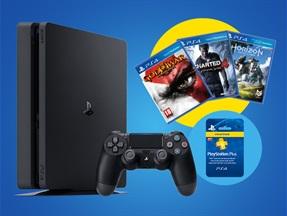 Taksitli PlayStation 4 500 GB Avantajlı Paket Kampanyası